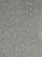 Nuur High Neck Waisted Sweater - Grigio Medio