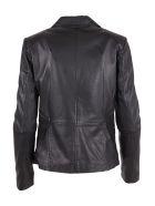 S.W.O.R.D 6.6.44 S.w.o.r.d. 6644 Leather Blazer - Black