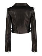 Loewe Calf Leather Jacket - black