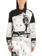 Calvin Klein 'moon Landings' Jacket - Multicolor