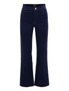 A.P.C. Corduroy Trousers - blue