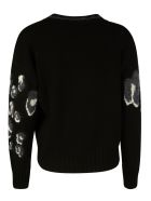 Vivetta Sleeve Detailed Sweater - Black