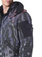 Stone Island Shadow Project Hood Down Jacket - NERO