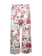 Parosh Trousers - Multicolour