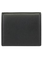 Salvatore Ferragamo Gancio Coin Purse - Nero