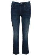 Mother The Insider Cropped Jeans - THE ROAD TO PARADISE