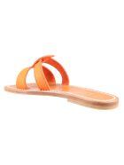 K.Jacques Thanos Sandals - Pul Mandarine