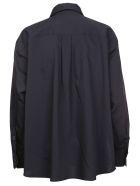 Jil Sander Navy Boxy Pocket Shirt - Navy