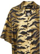 Dsquared2 Zebra Shirt - Multicolor