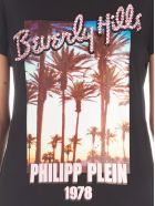 Philipp Plein 'beverly Hills' T-shirt - Black