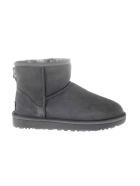 UGG Classic Mini II Ankle Boots - Gray