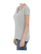 Zadig & Voltaire Logo Tshirt - Melange grey