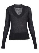 Jacquemus La Maille Dao Sweater - Black