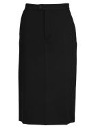 Maison Margiela Martin Margiela Pencil Skirt - BLACK