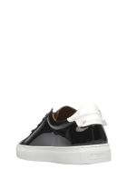 Givenchy Painted Urban Street Sneakers - Black