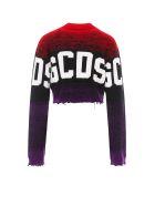 GCDS Sweater - Red