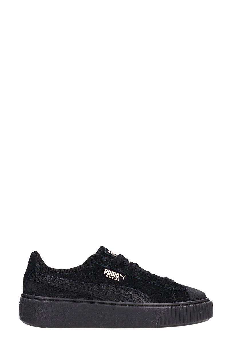 Puma Basket Platform Artica Sneakers