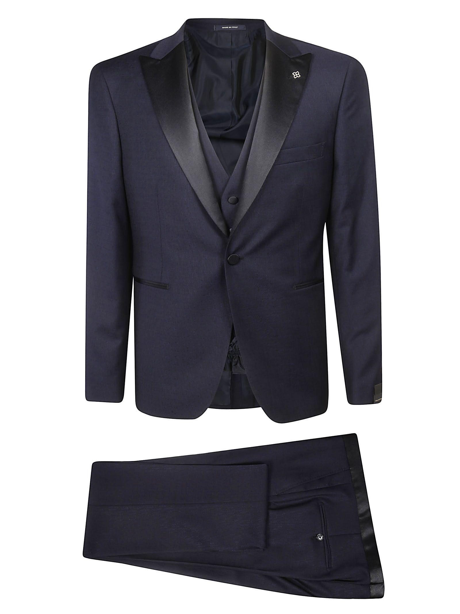 Tagliatore 0205 Formal Double Layer Suit