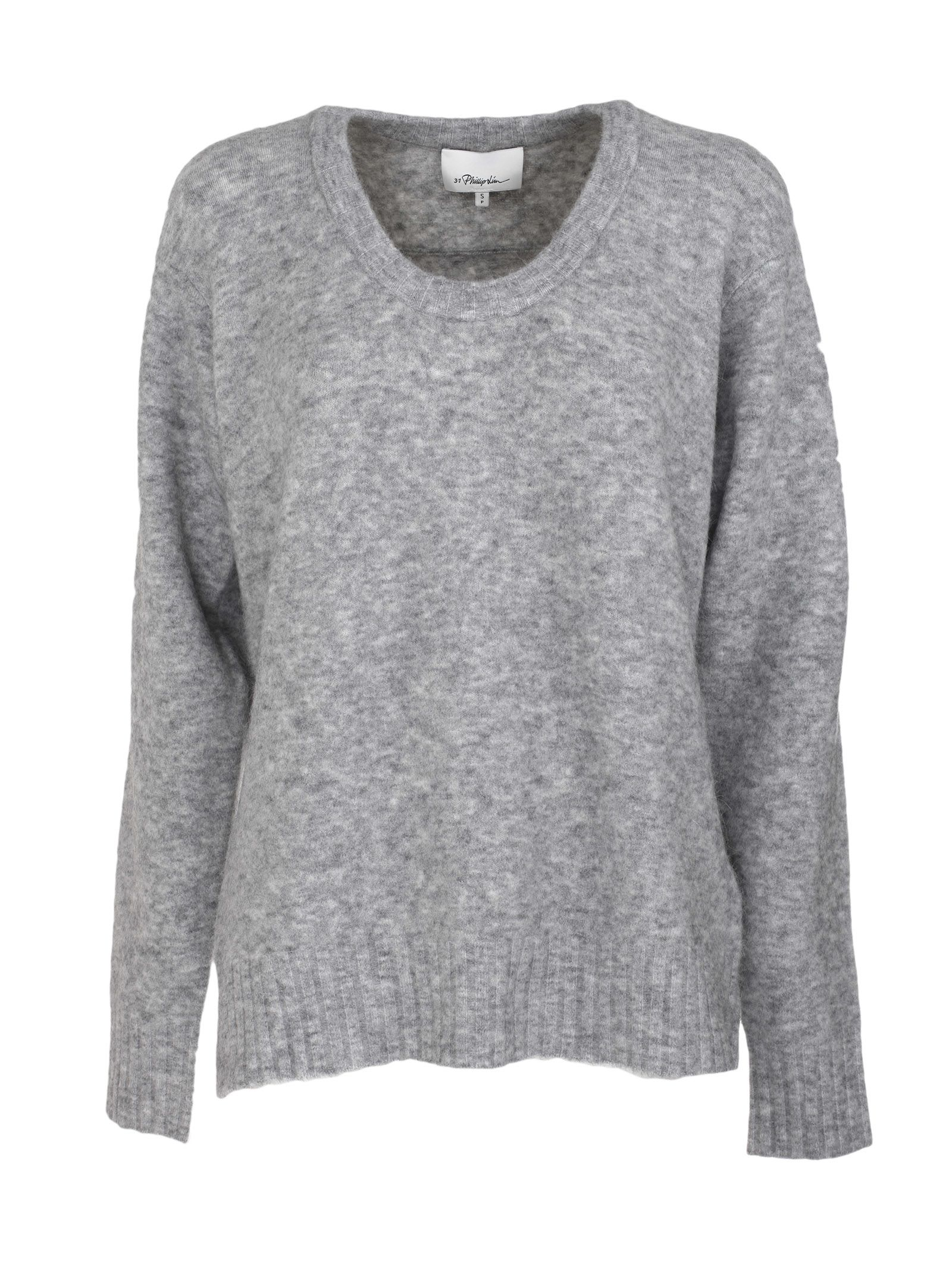 3.1 Phillip Lim Open Neck Sweater