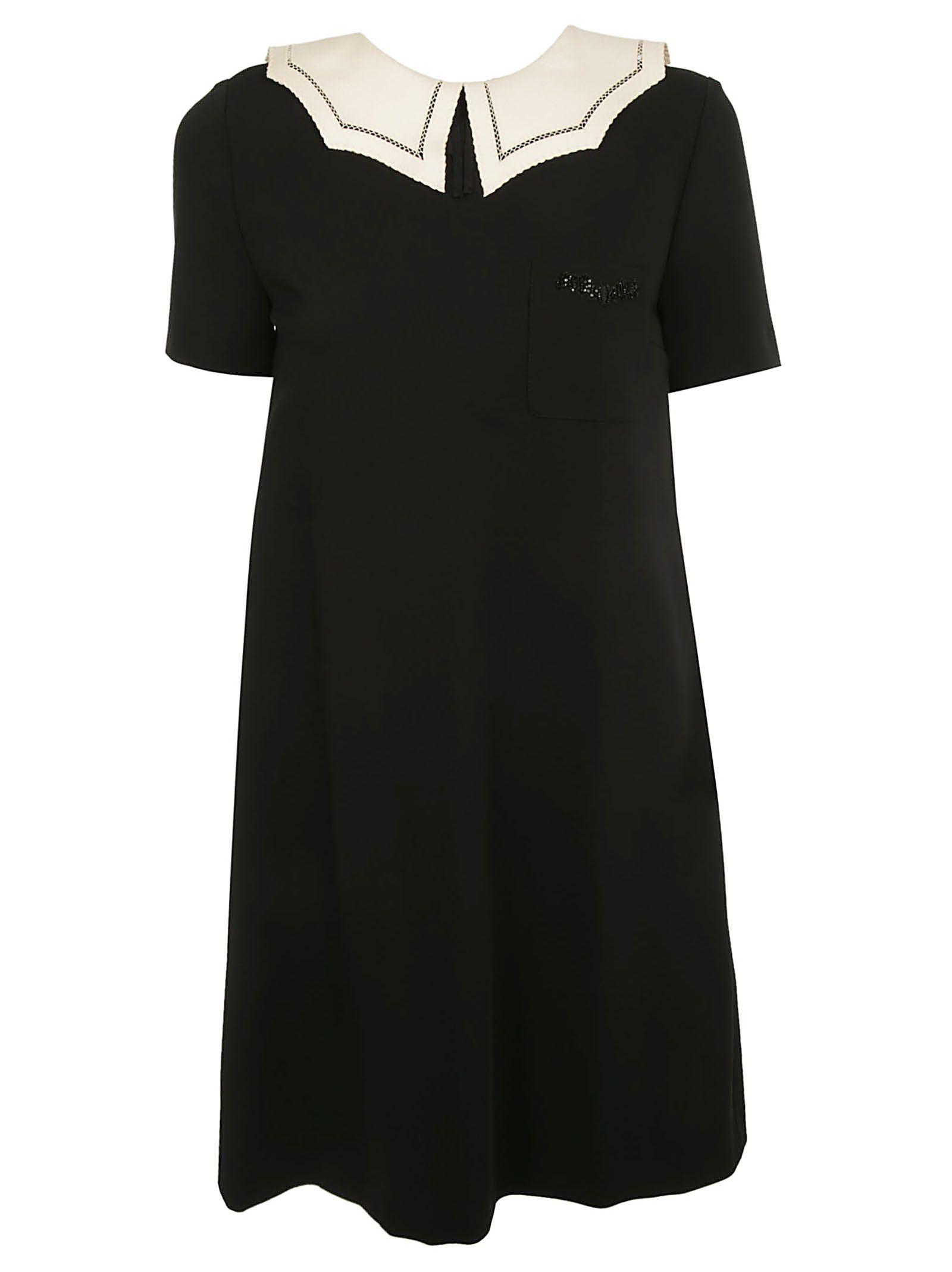 Gucci Silks EMBELLISHED DRESS