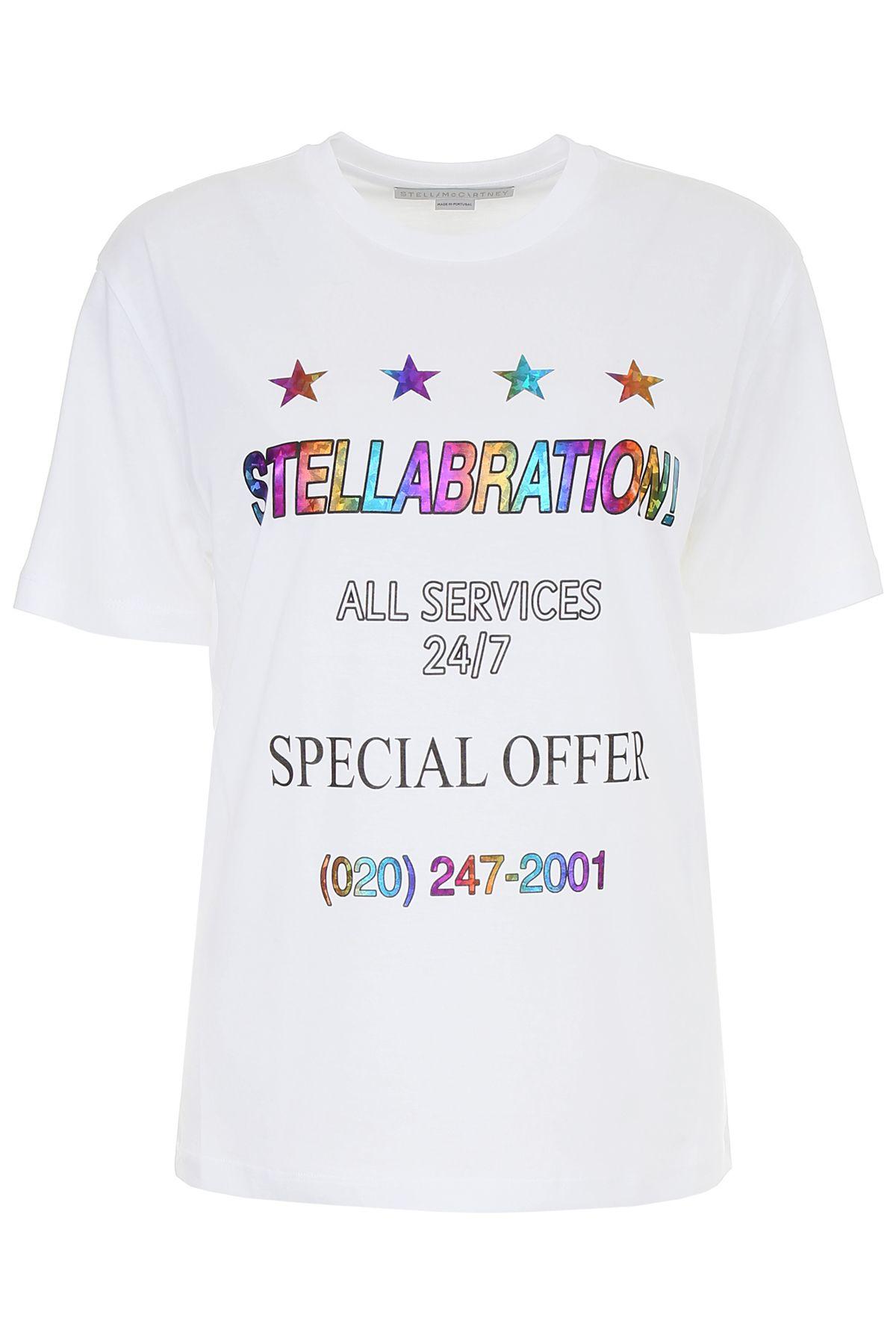 Stella McCartney Stellabration T-shirt
