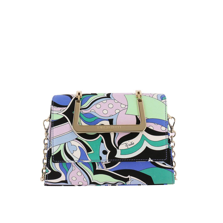 Emilio Pucci Mini Bag Shoulder Bag Women Emilio Pucci