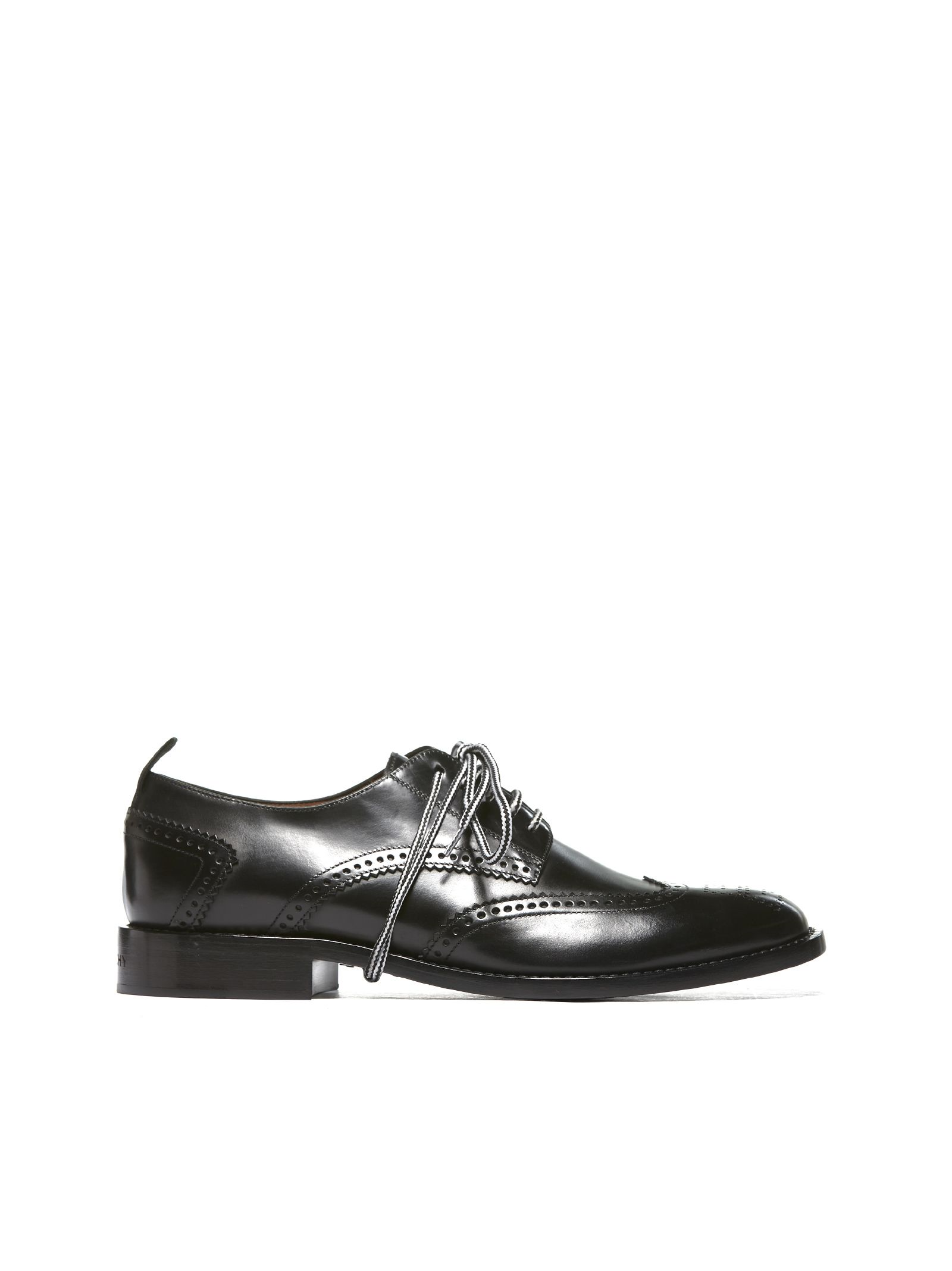 Givenchy Perforated Derby Shoes