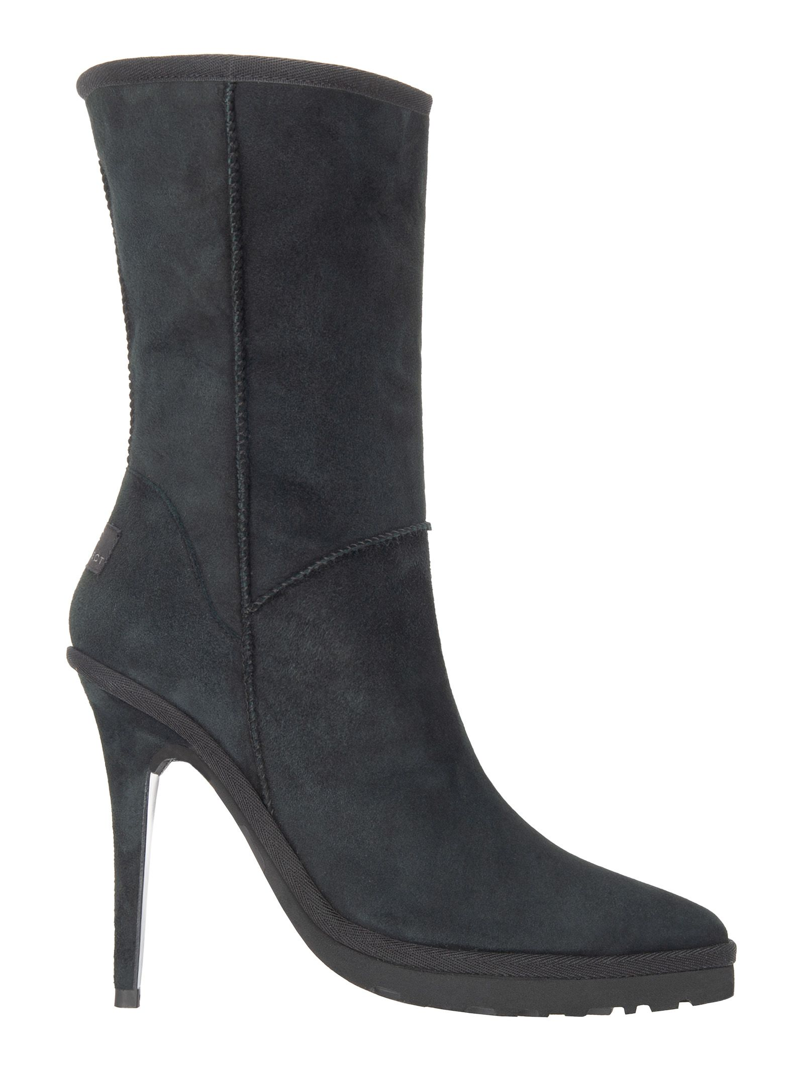 Y/project Y/PROJECT UGG ANKLE BOOT