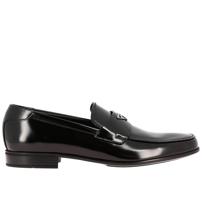 Prada Loafers Shoes Men Prada