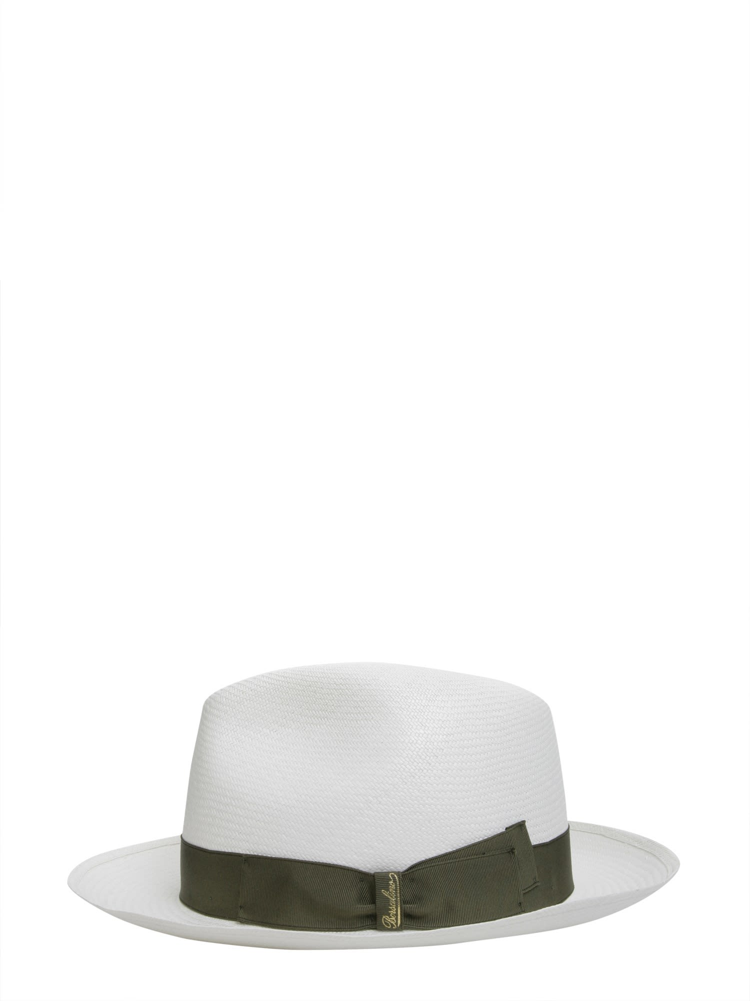 Borsalino Medium Brim Panama Hat