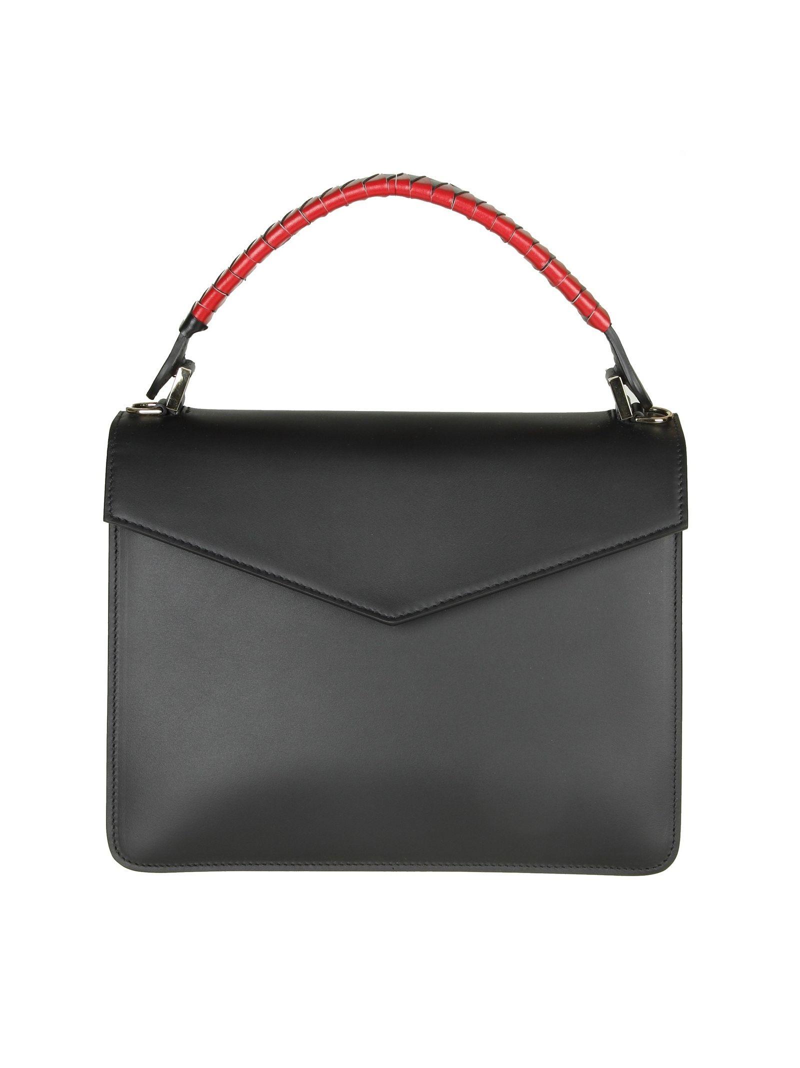 """Les Petites Joueurs """"pixie Geometric"""" Hand Bag Color Black"""