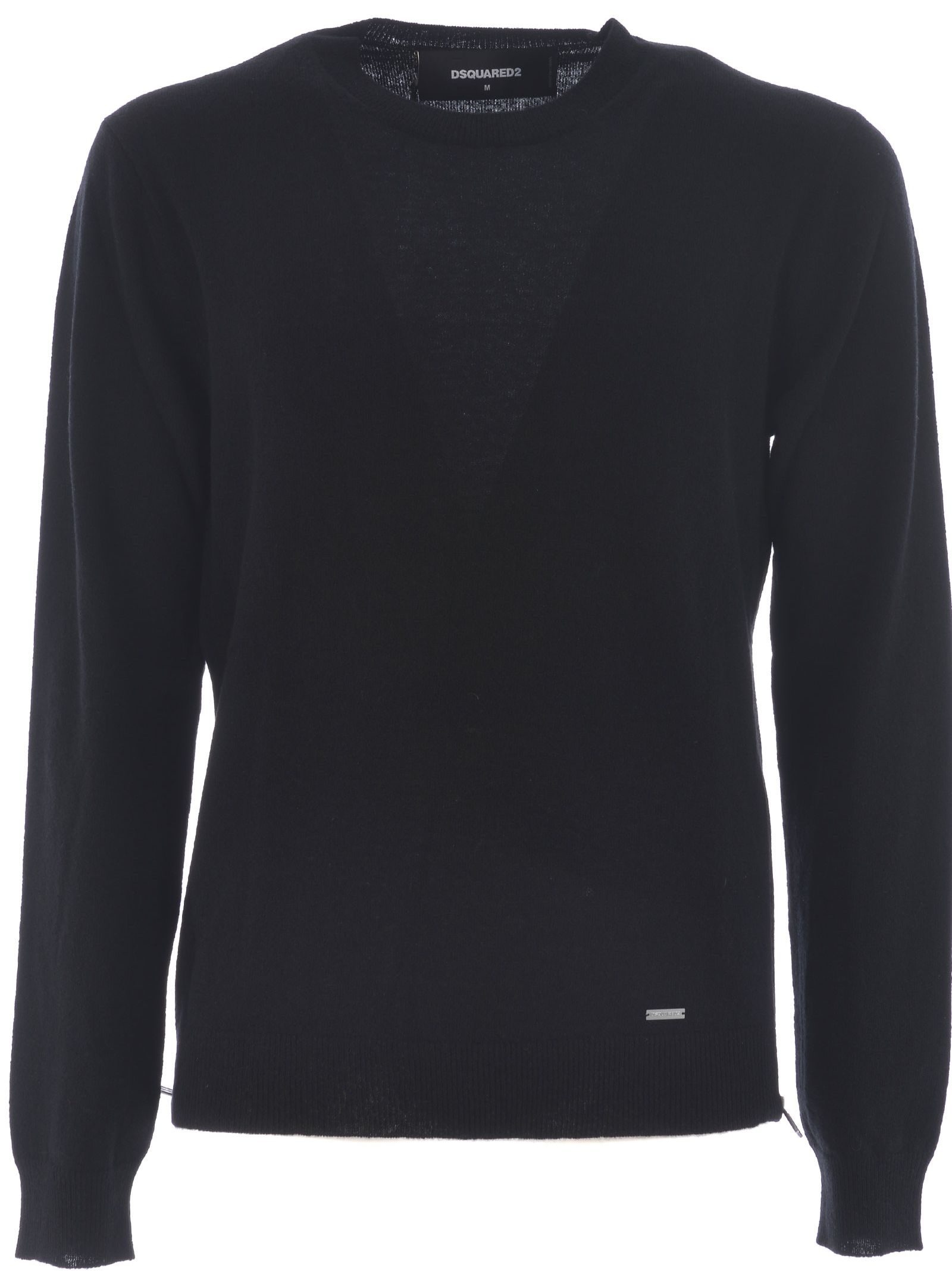 Dsquared2 Side Zip Sweater