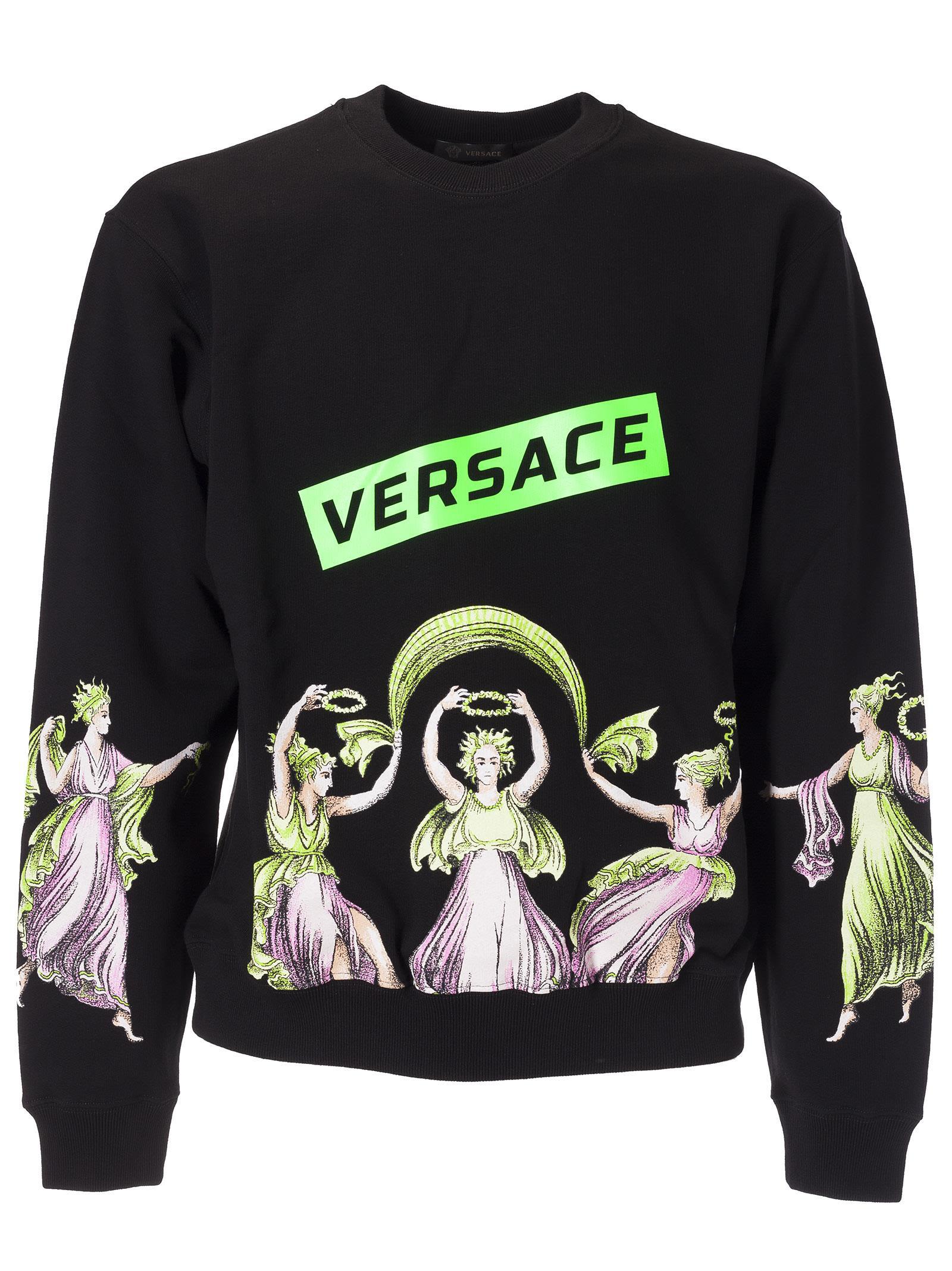 Versace Cupid & Psyche Sweatshirt