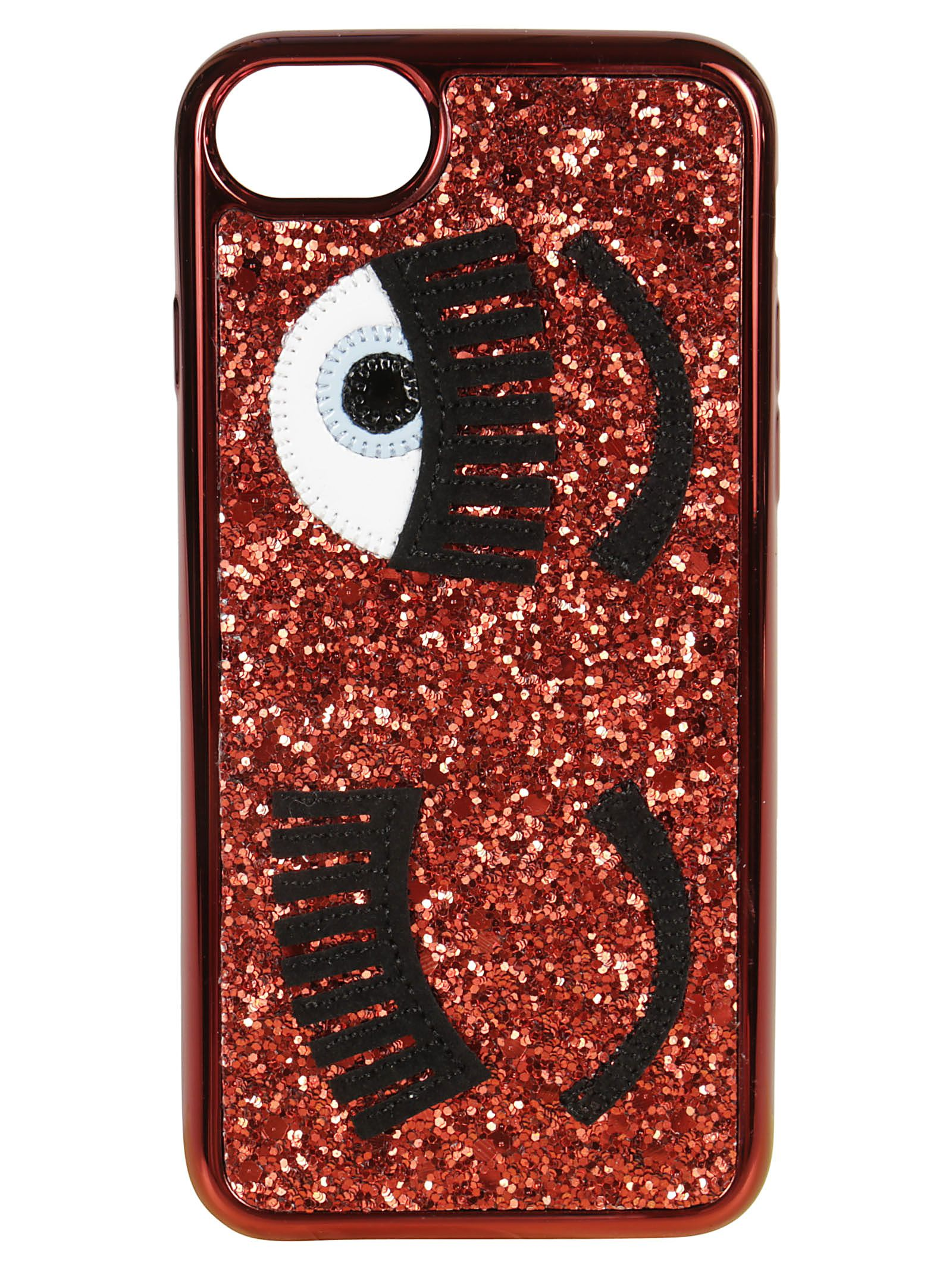 Chiara Ferragni Glittery Iphone 8 Cover