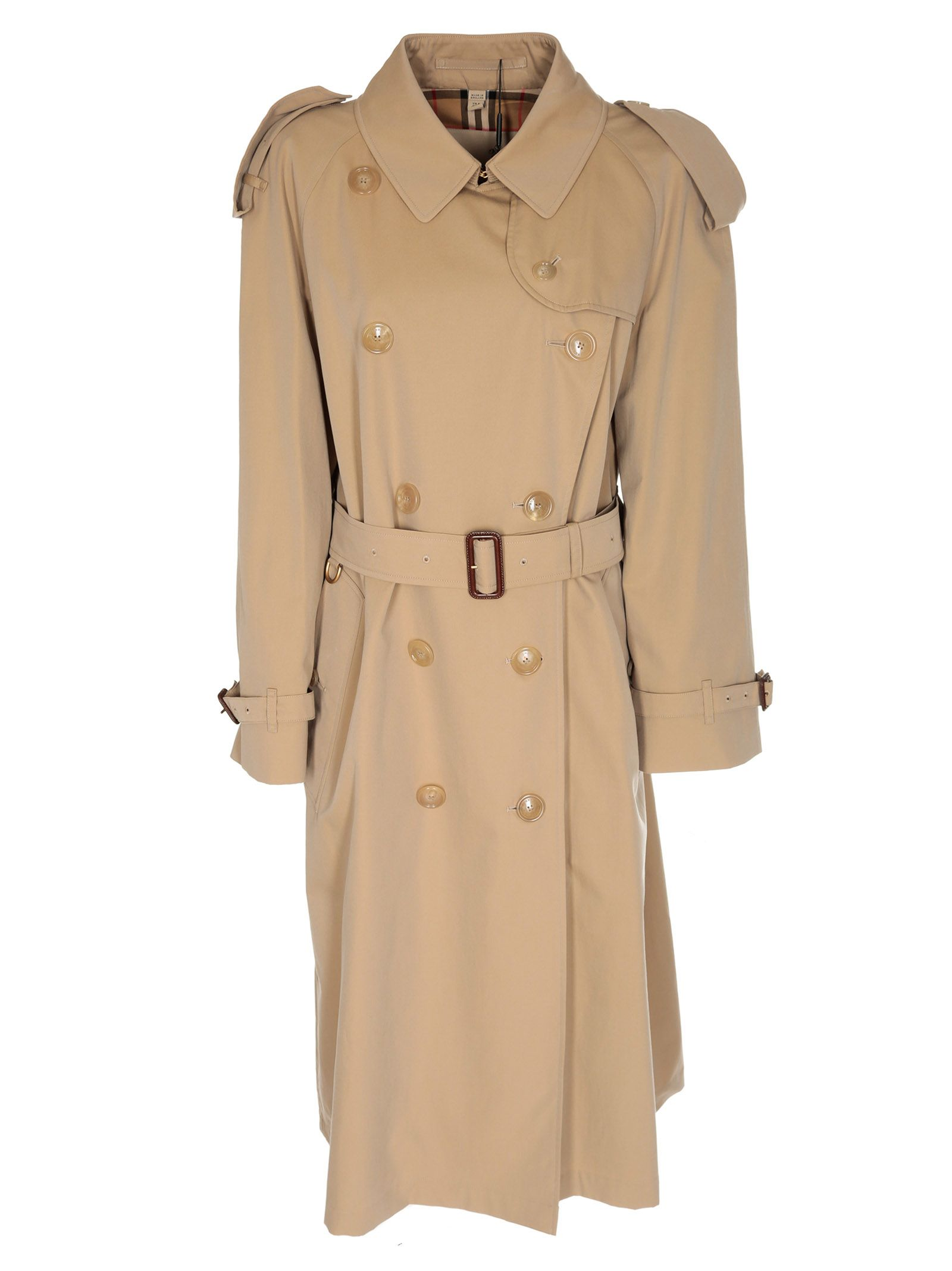 burberry -  Double Breasted Trench