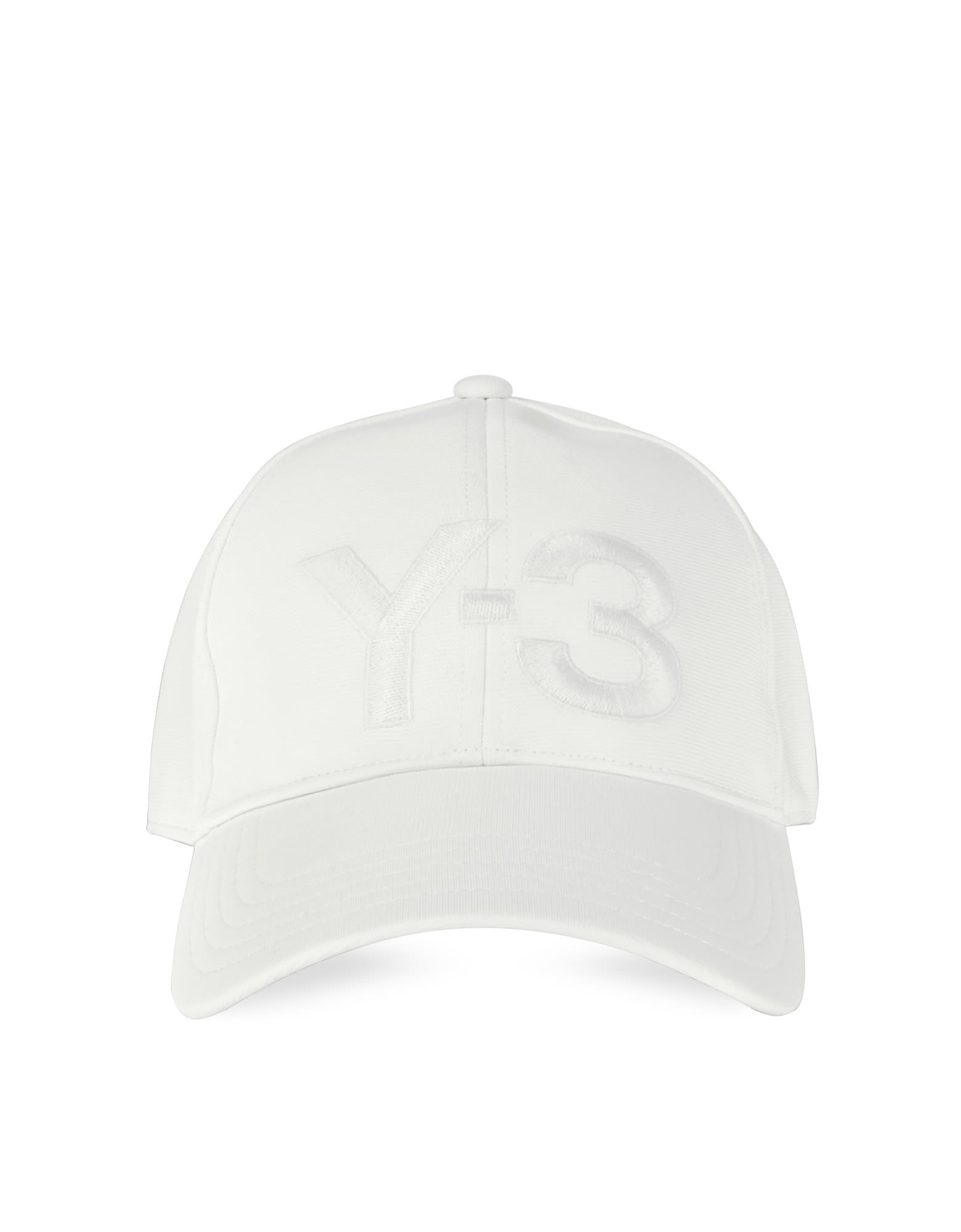 Y-3 Embroidered Logo Baseball Cap