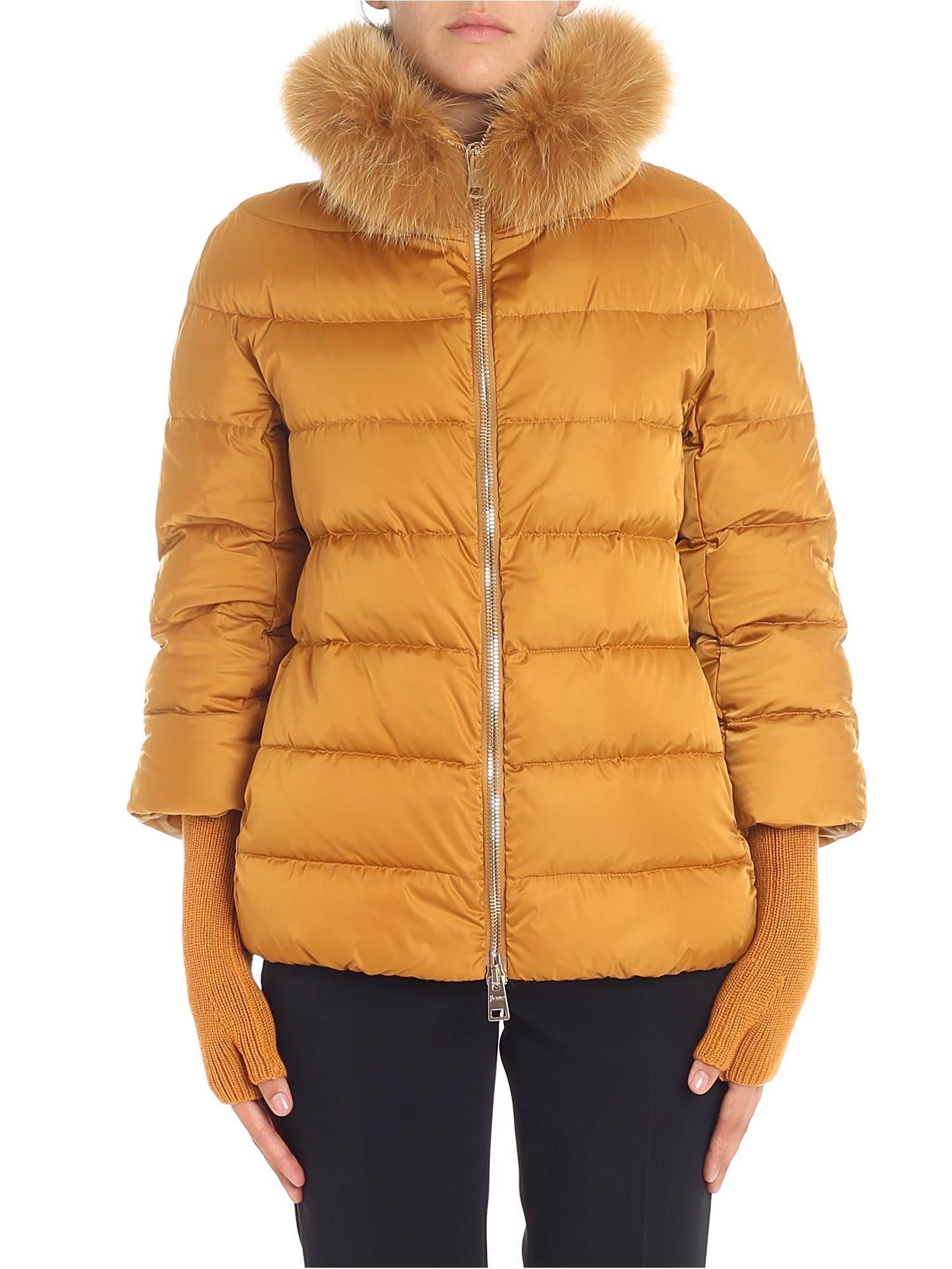 Herno Polar-tech Down Jacket