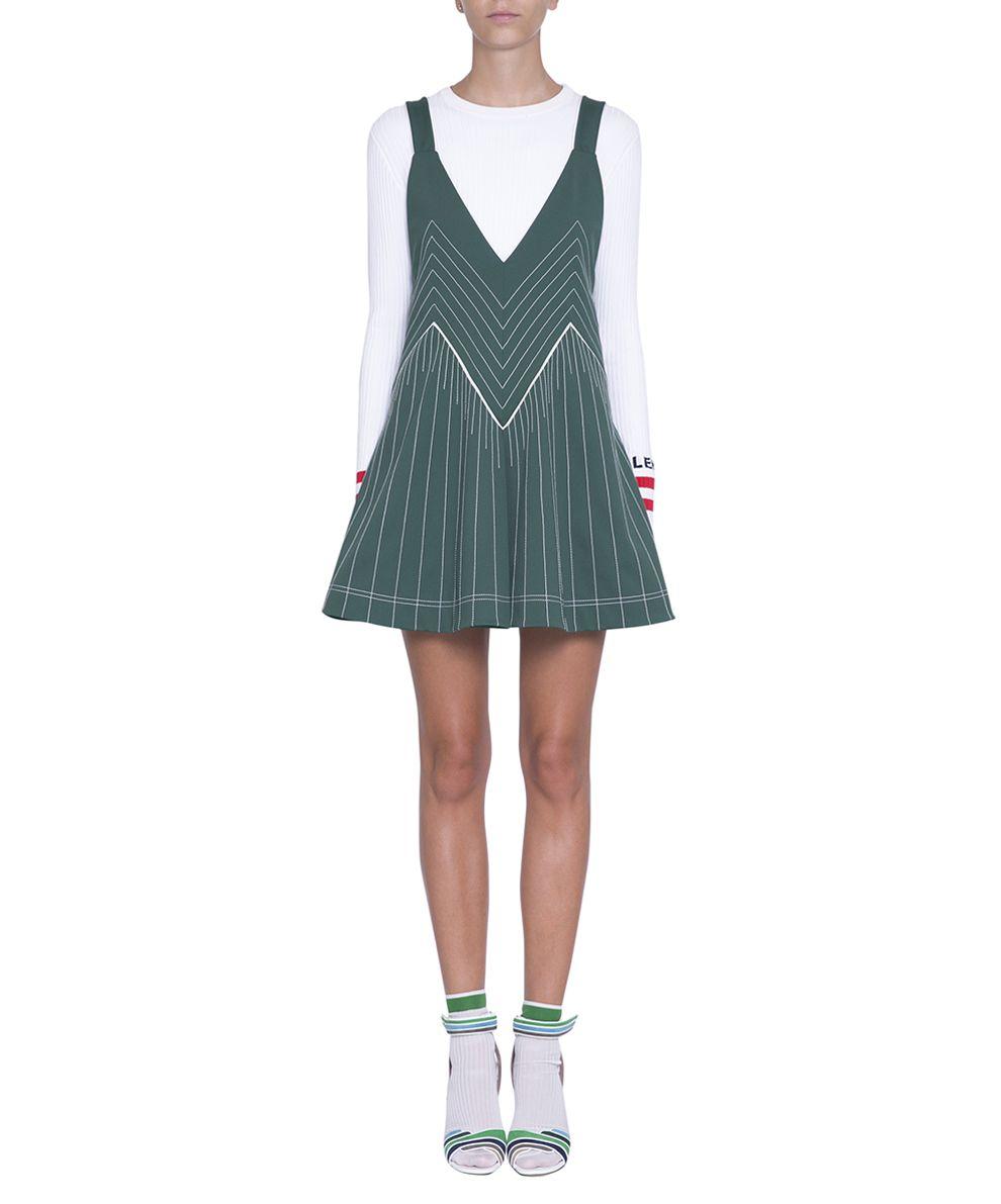 Valentino Salopette Dress