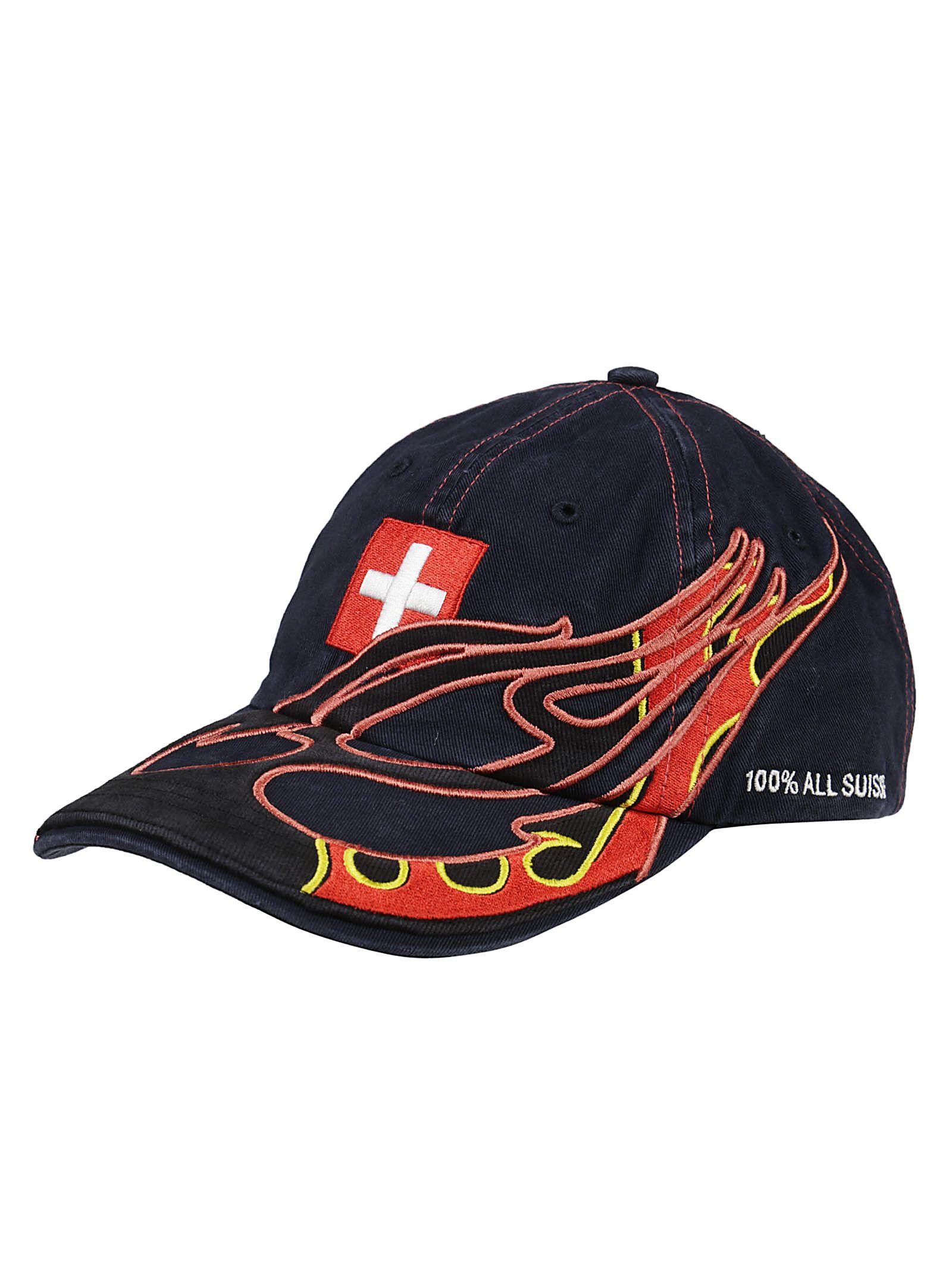 Vetements Switzerland Cut-Up Cap  afb4488ca97e
