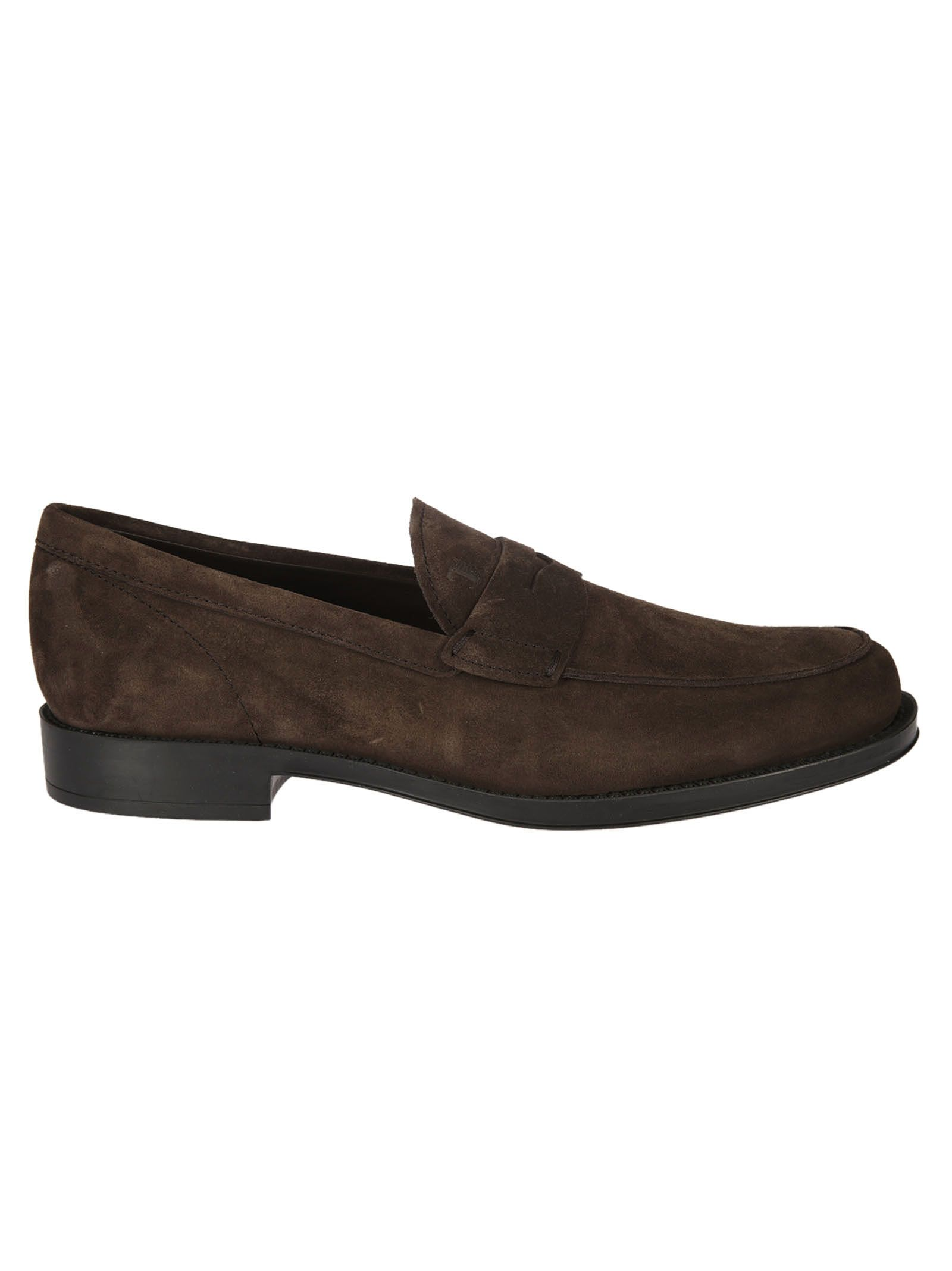 Tod's Tod`s Leather Loafers