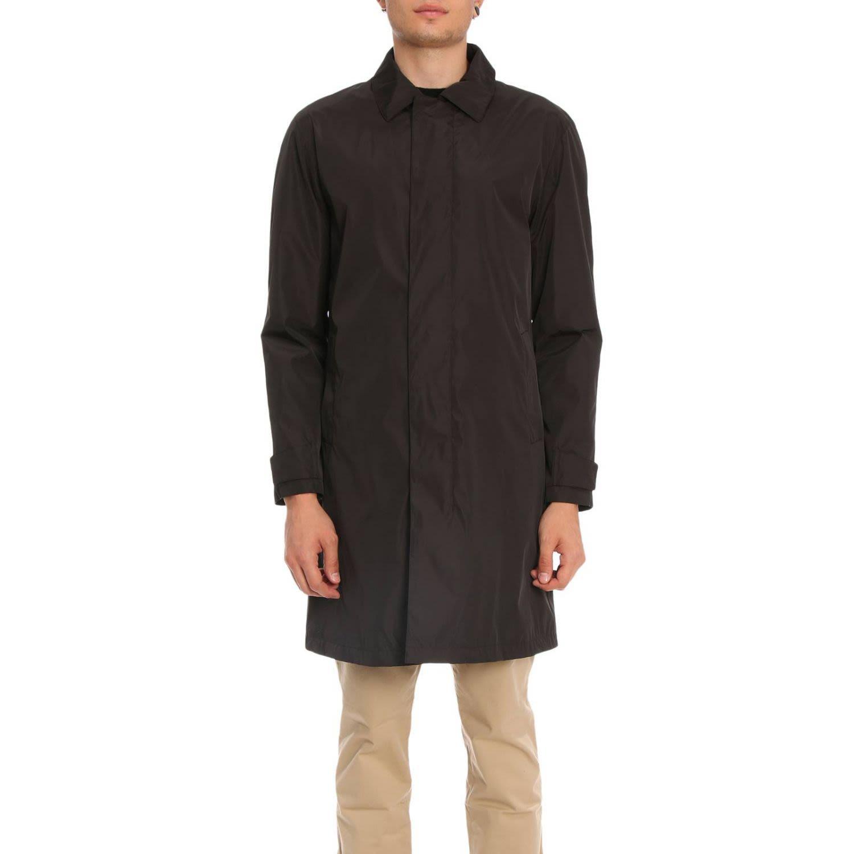 Z Zegna Coat Coat Men Z Zegna