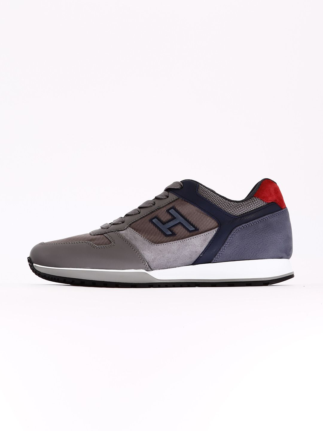 Hogan Sneakers H321 Leather And Suede