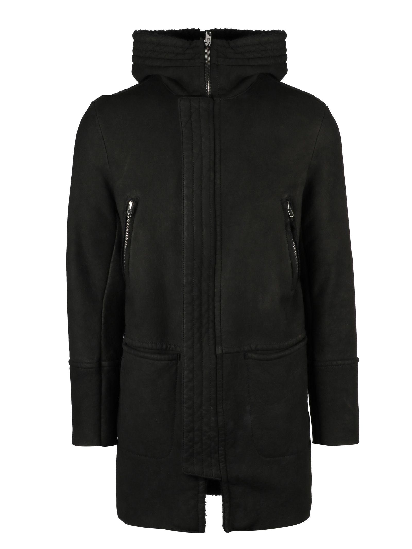 Salvatore Santoro Hooded Coat
