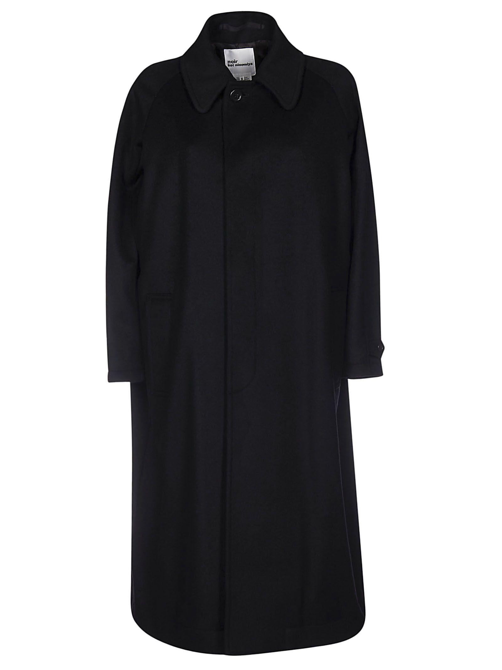 Noir Kei Ninomiya Single-breasted Oversized Coat