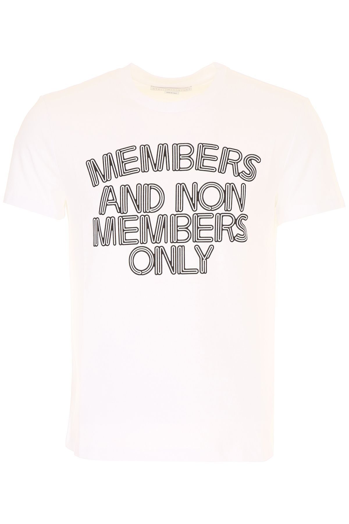 Stella McCartney Members And Non Members Only T-shirt