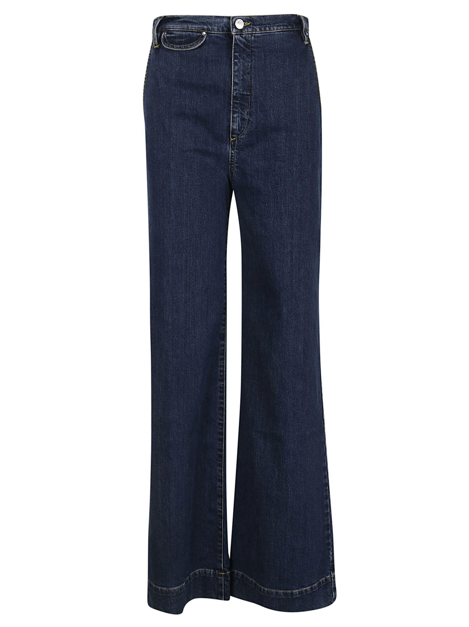 katharine hamnett - Katharine Hamnet London Anita Wide-leg Jeans