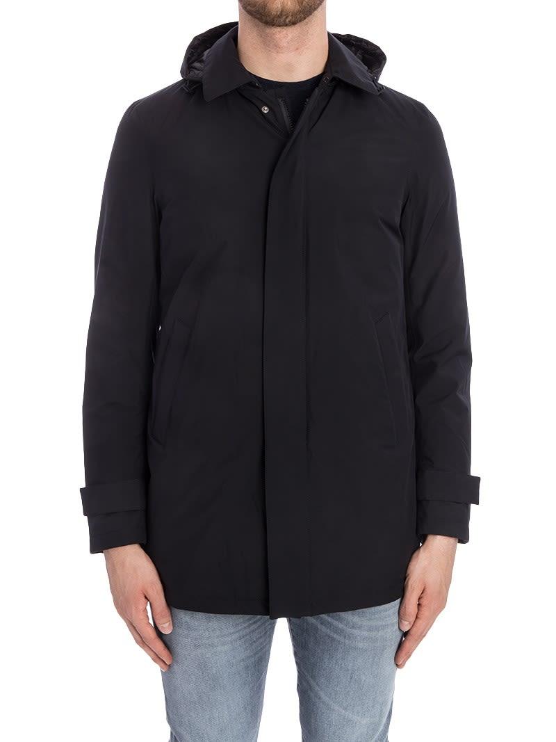 Herno 3/4 Laminar Down Jacket