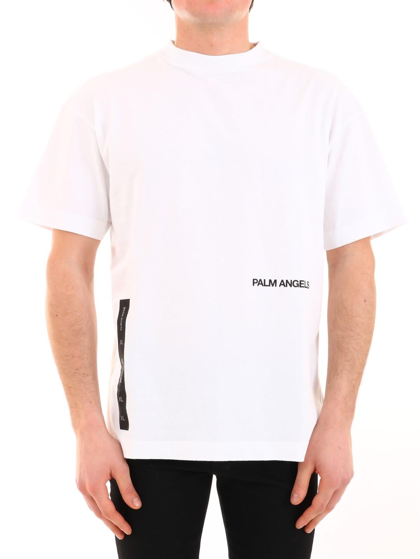 Palm Angels White T-shirt