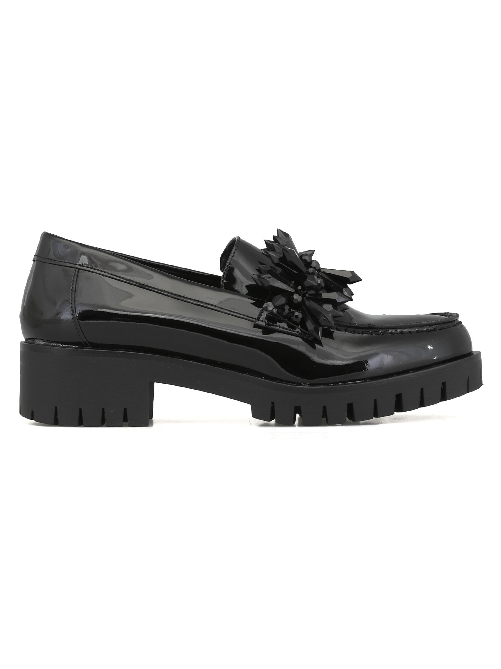 CULT Slayer Low Shoe in Black