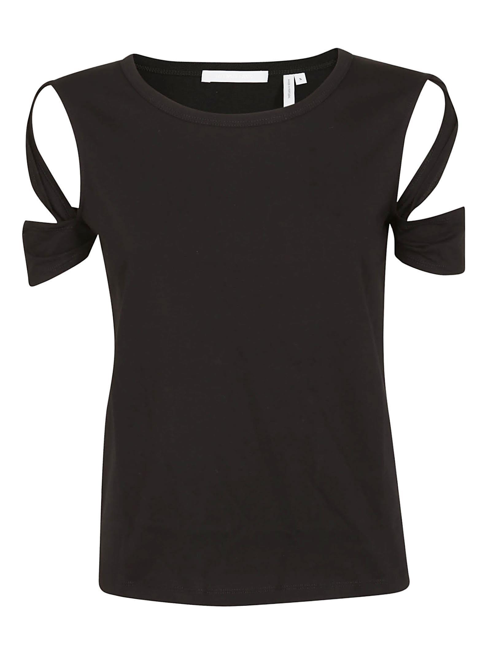 Helmut Lang Bondage Sleeves T-shirt